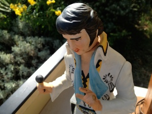 Is there room in your heart for a wind-up Elvis doll?